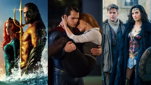 Top 10 DC Couples From Movies & TV Shows