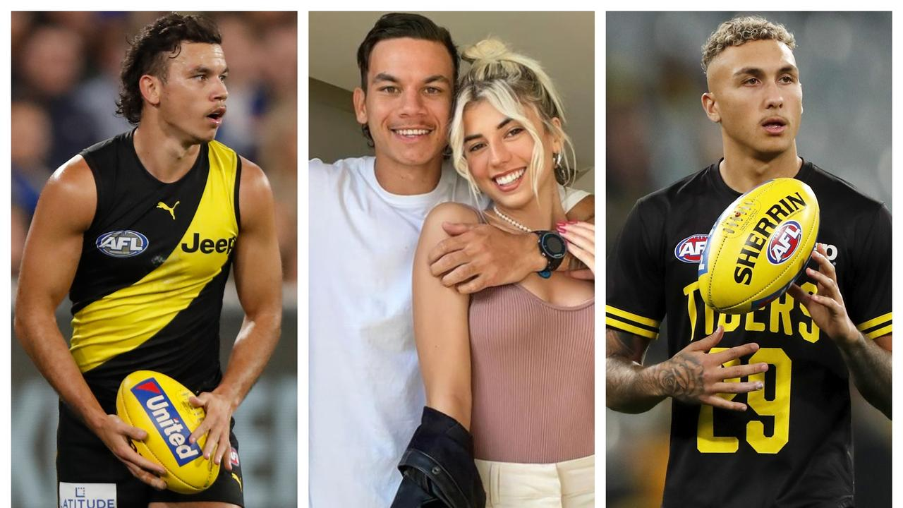 Who Is Daniel Rioli Dating Right Now?