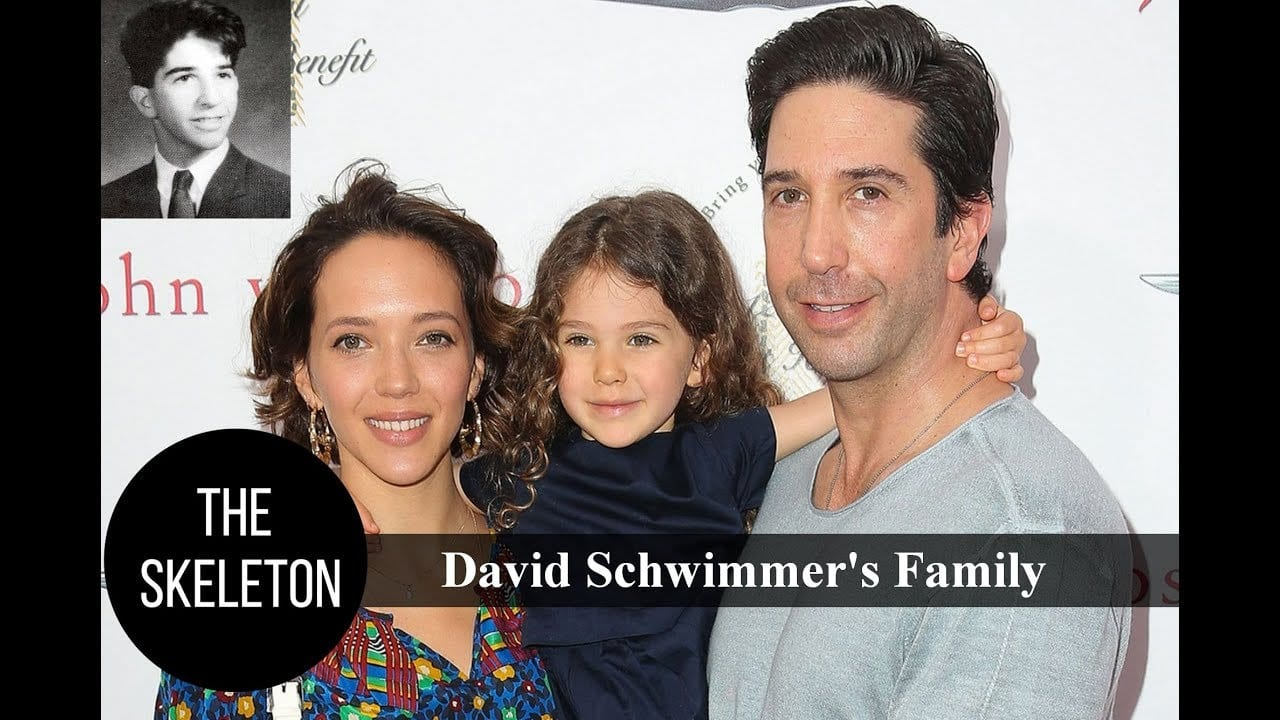Who Is David Schwimmer's Wife?