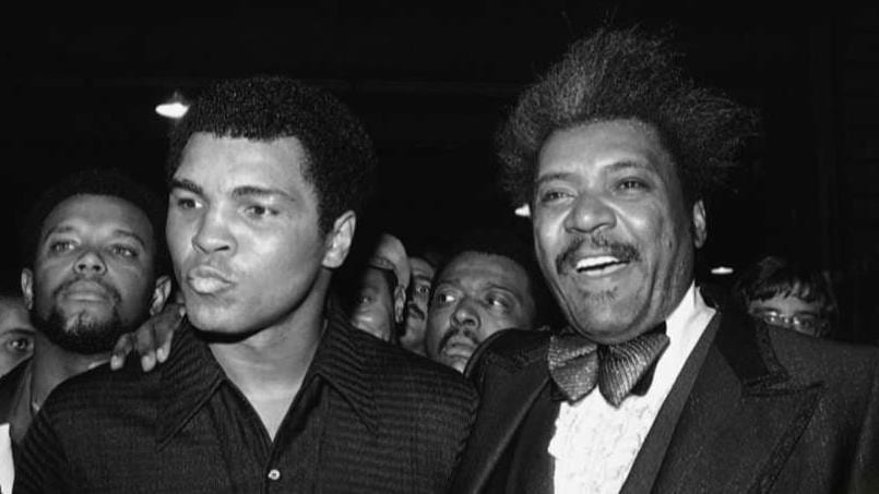 Days Before Don King Was A Promoter We Know