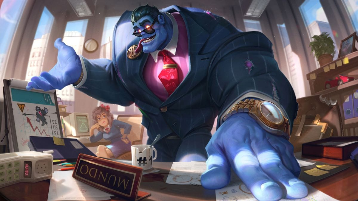 Dr. Mundo Rework Release Date and New Abilities