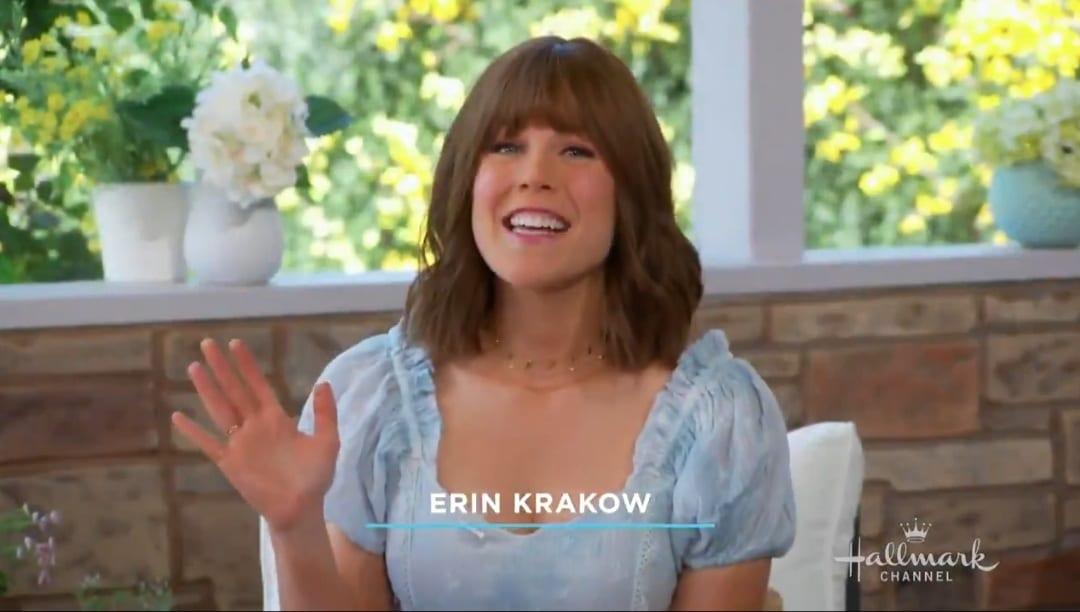 Erin Krakow WCTH announcement