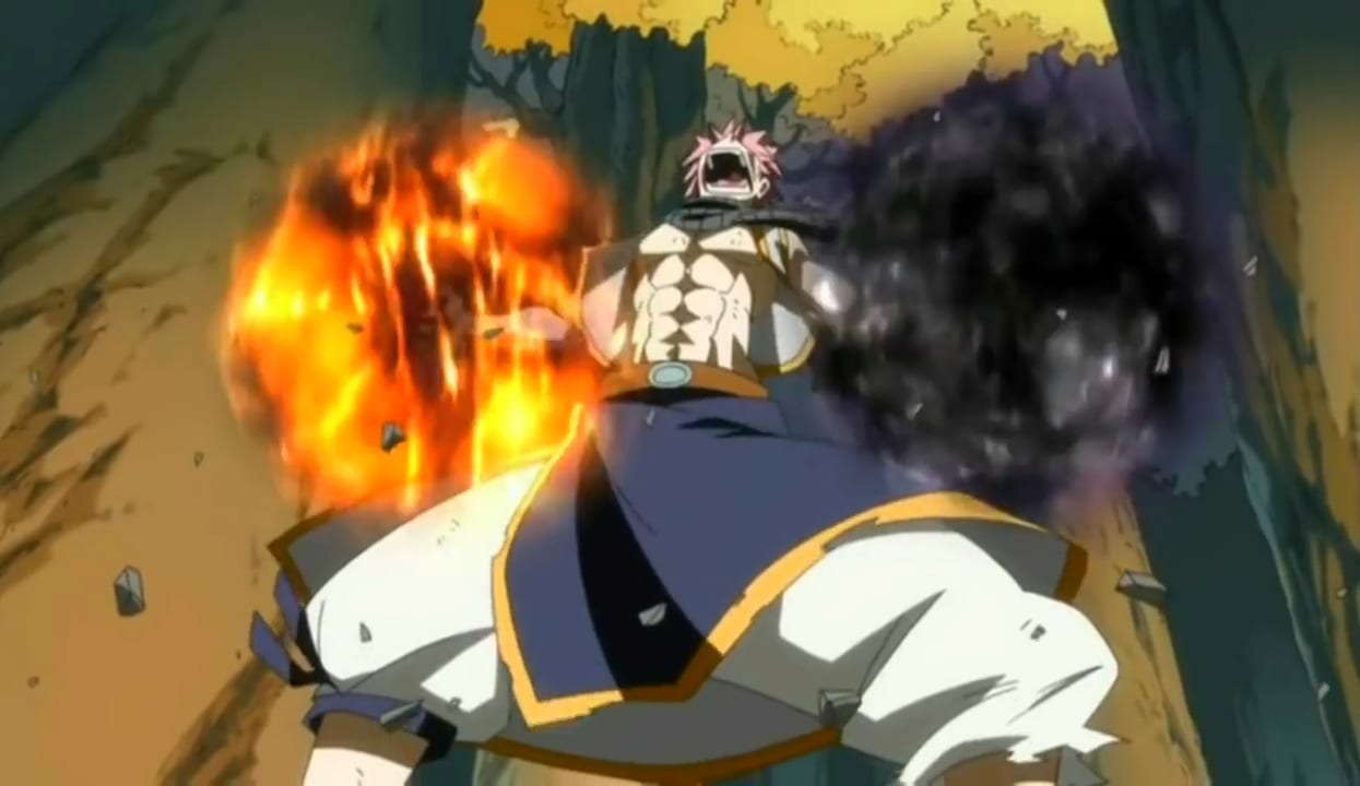 Ten strongest Attacks in Fairy Tail