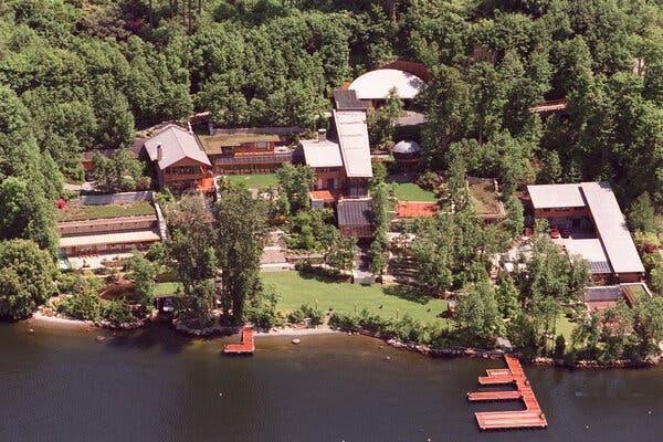 Bill Gates Mansion USA