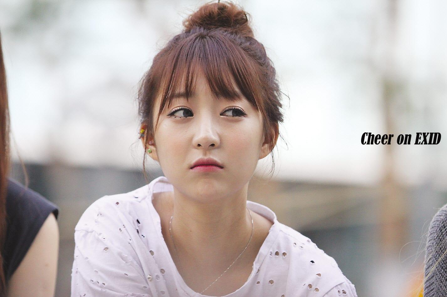seo Hye lin updates on upcoming album