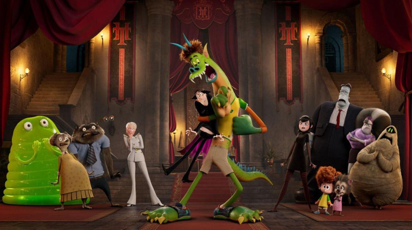 Hotel Transylvania 4: Transformania confirmed for July Release