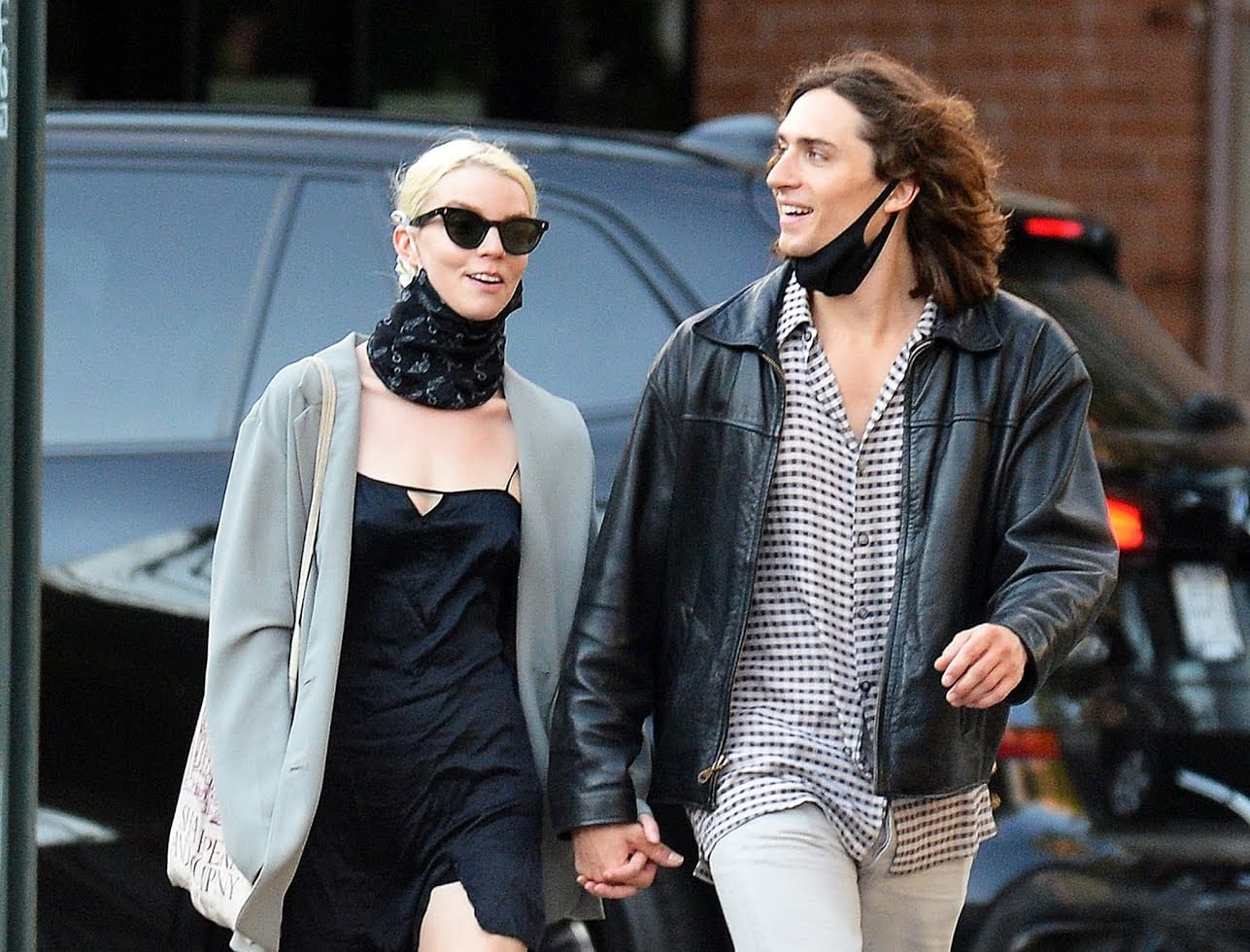 Who Is Anya Taylor-Joy's Boyfriend? Whom Is The British Actress-Model Spotted With?