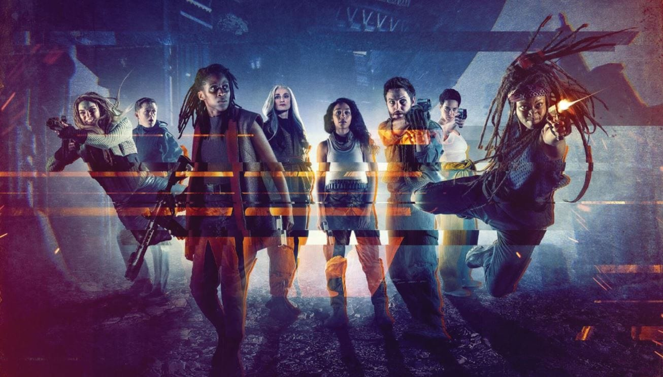 Where to Watch Intergalactic? The New Sky Original Show is OUT NOW!