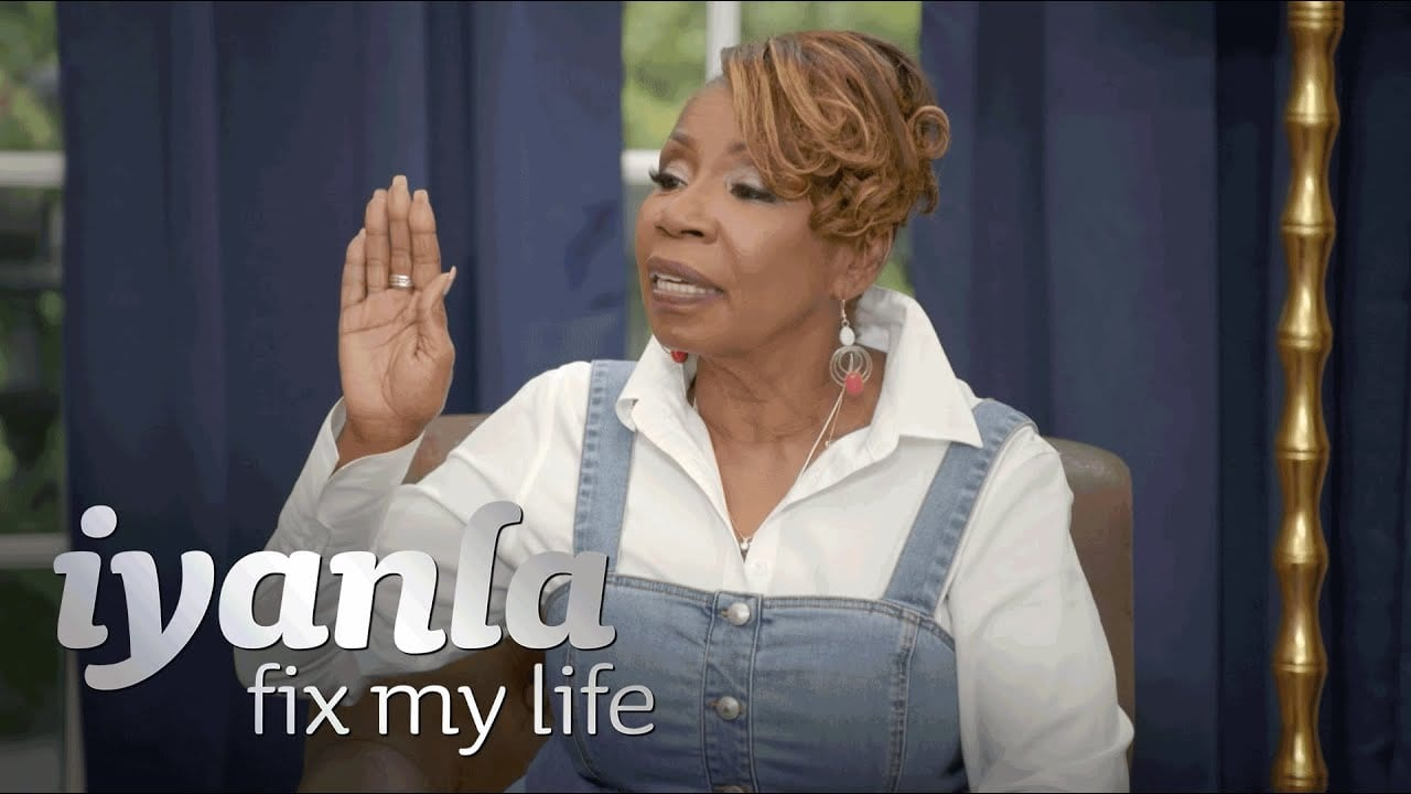 Why Is Iyanla's Grand Sons Imprisoned?