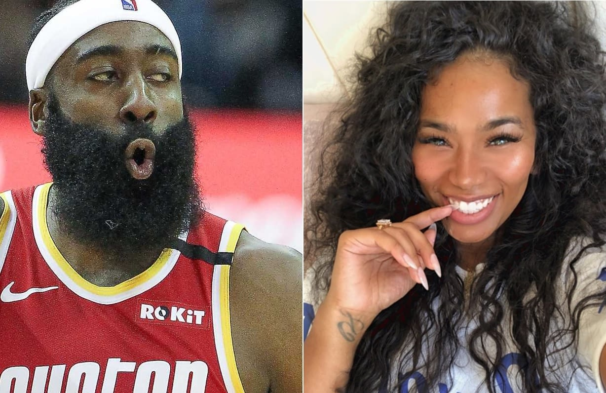 Who is James Harden Dating?