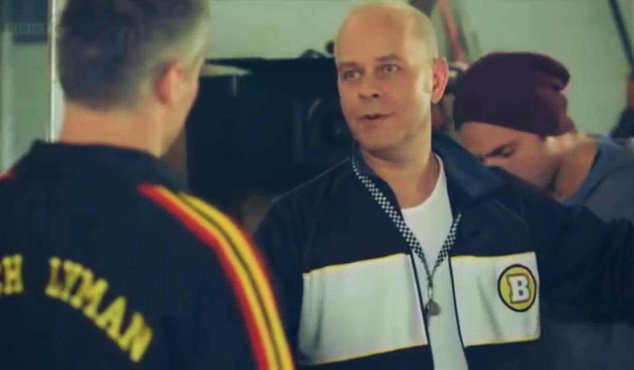 James Michael Tyler in Episodes