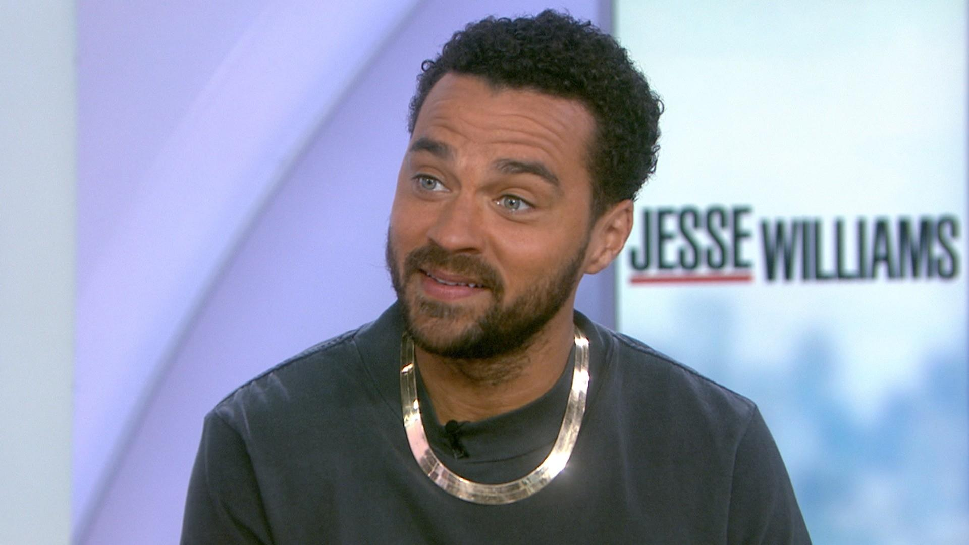 "Why is Jesse Williams' ""Jackson Avery"" Leaving Grey's Anatomy?"