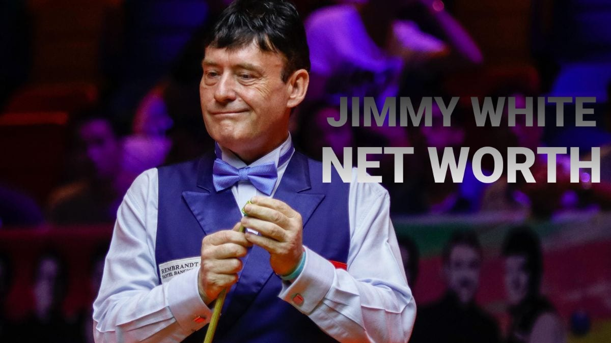 Jimmy White Net Worth