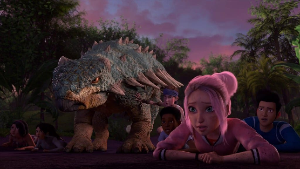 Final Moments of Jurassic World Camp Cretaceous S03