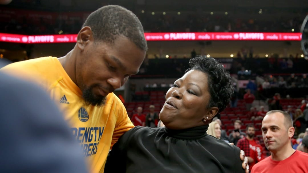 Kevin Durant family