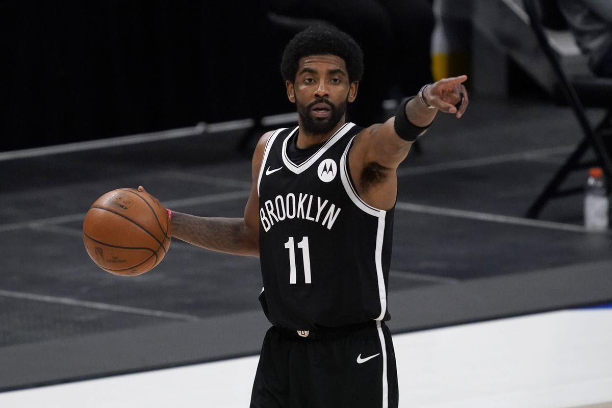 Kyrie Irving Dating life