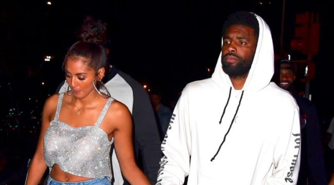 Who is Kyrie Irving Dating Right now
