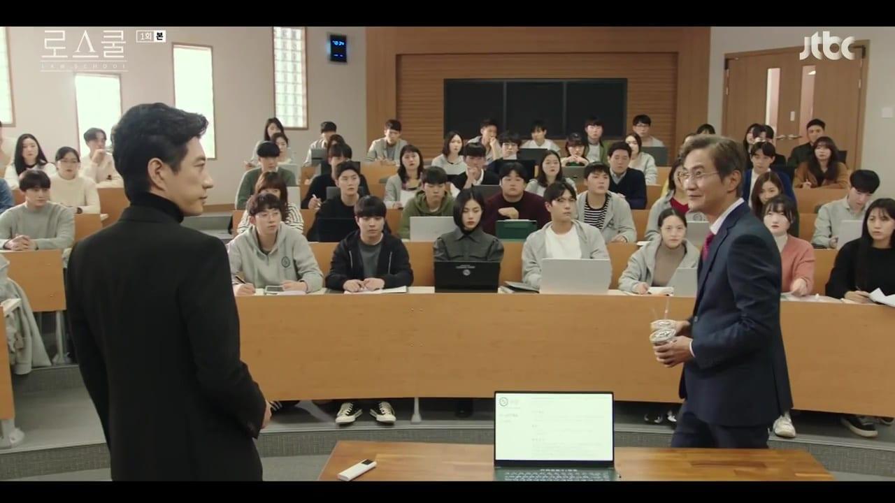 Law School Episode 9: Plot analysis