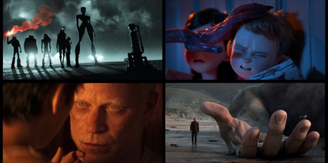 Netflix love death & robots