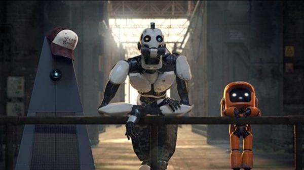 Netflix Three Robots