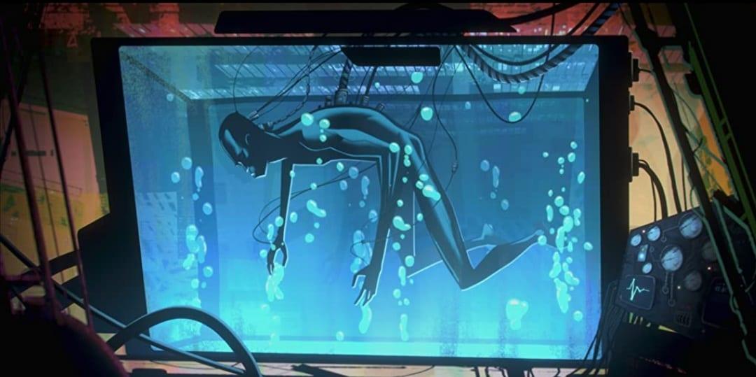 Zima Blue Love, Death and Robots