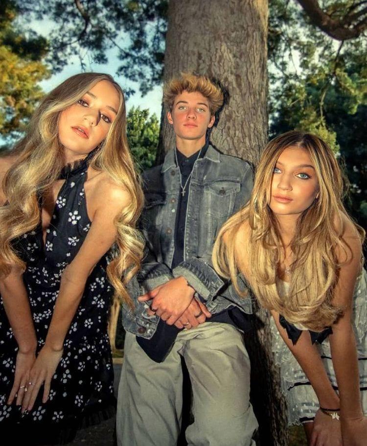 Mads Lewis A Triplet.