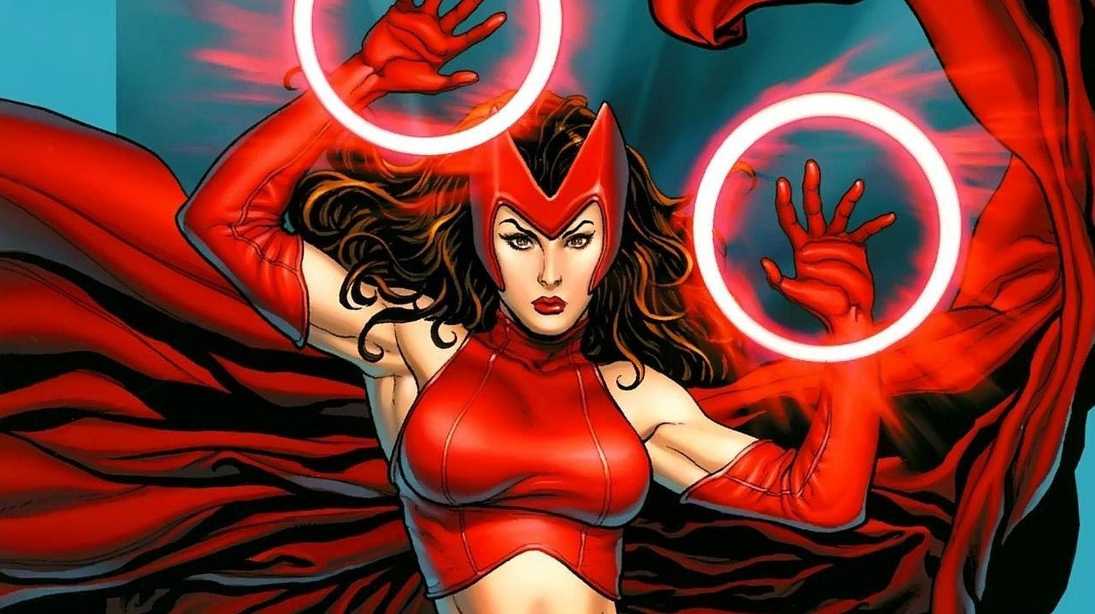 10 Marvel Characters That Are Stronger Than Scarlet Witch in the Comics