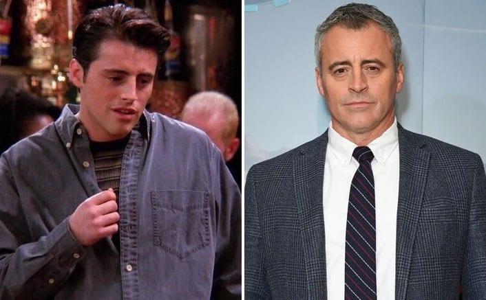 Who plays Joey Tribbiani on Friends