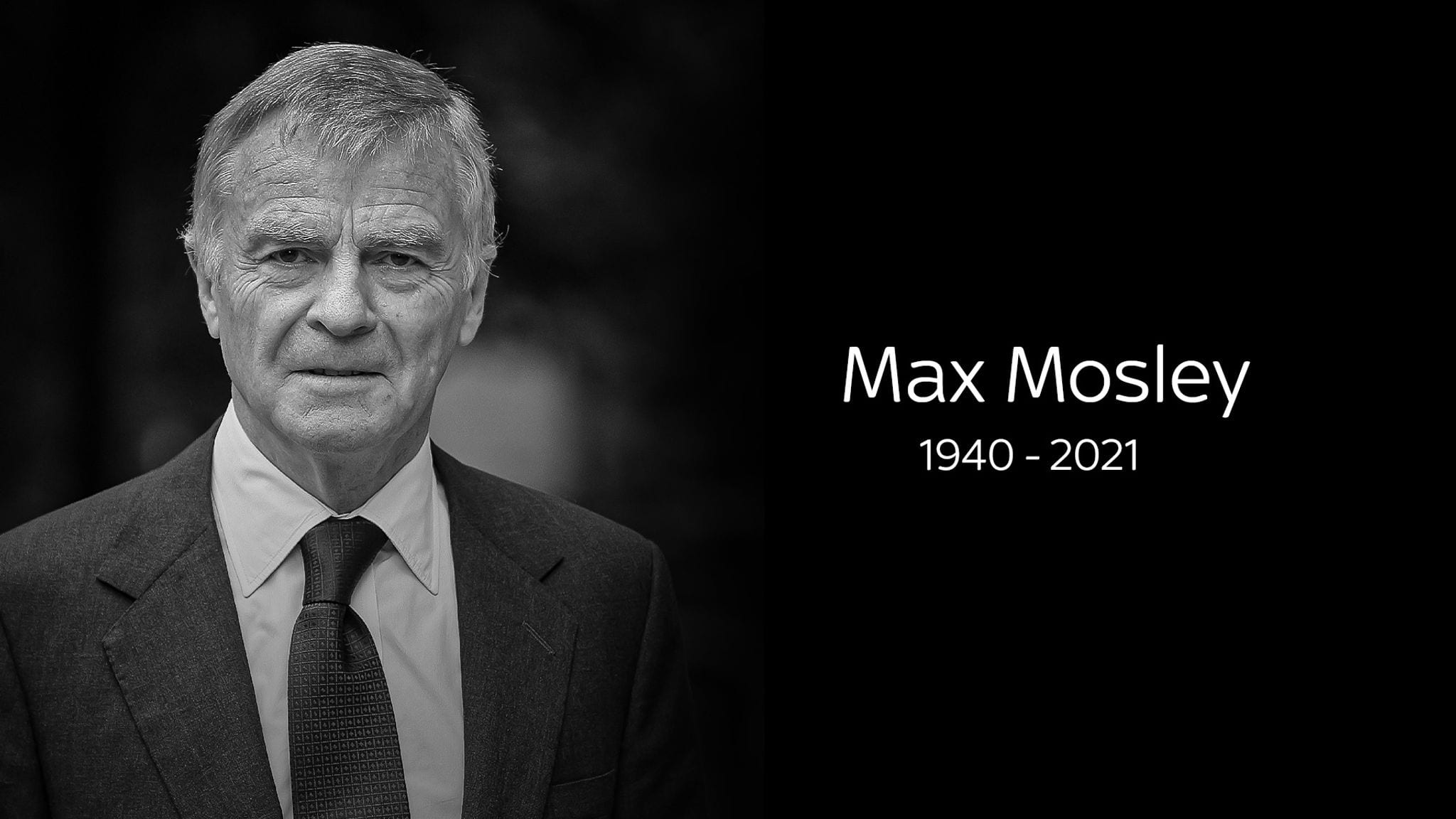 Max Mosley's Net Worth.
