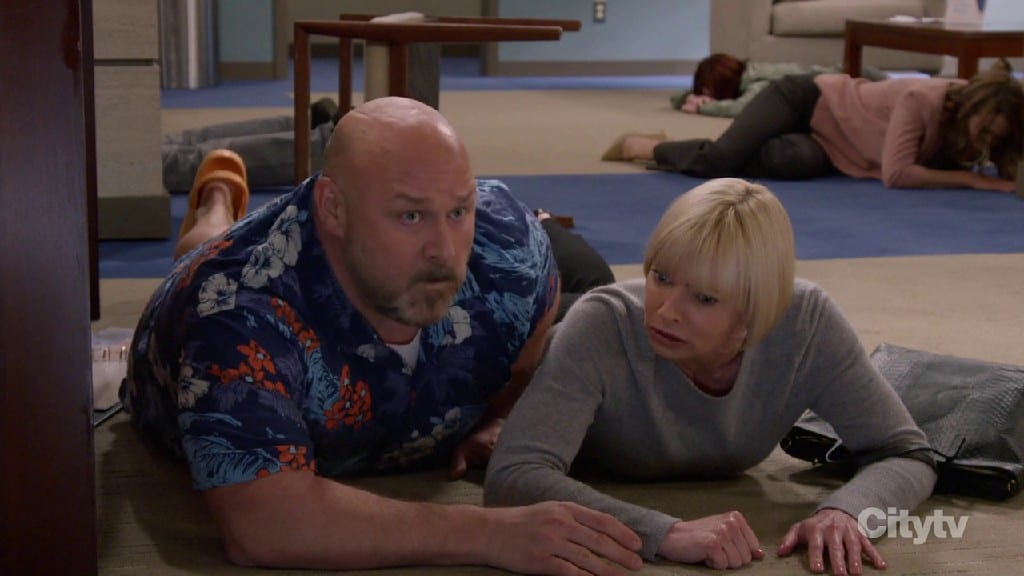 Jill and Andy Find Love Again In Mom S08