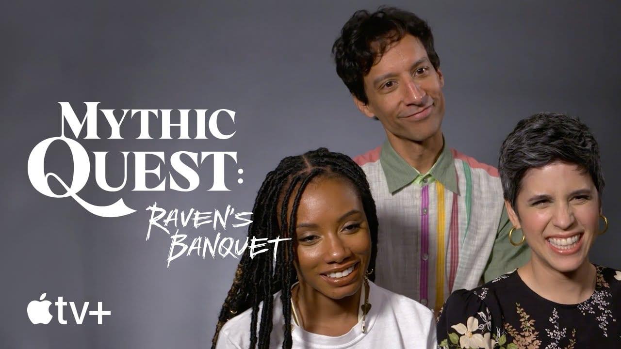 Preview And Recap: Mythic Quest: Raven's Banquet Season 2 Episode 1