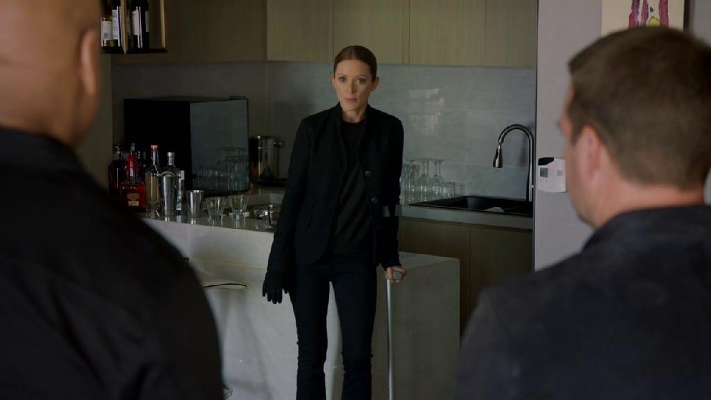 Joelle Joins NCIS LA IN Episode 17 Of Season 12