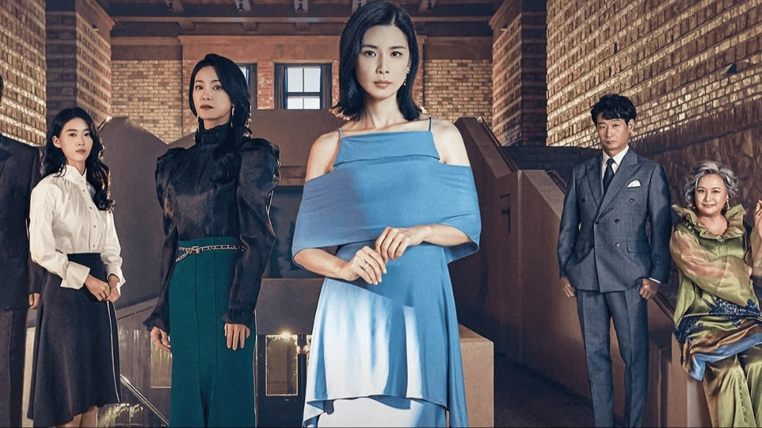 Netflix Kdrama Mine season 1 cast