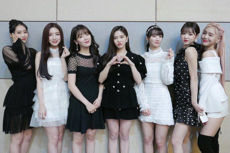 Members of Oh My Girl