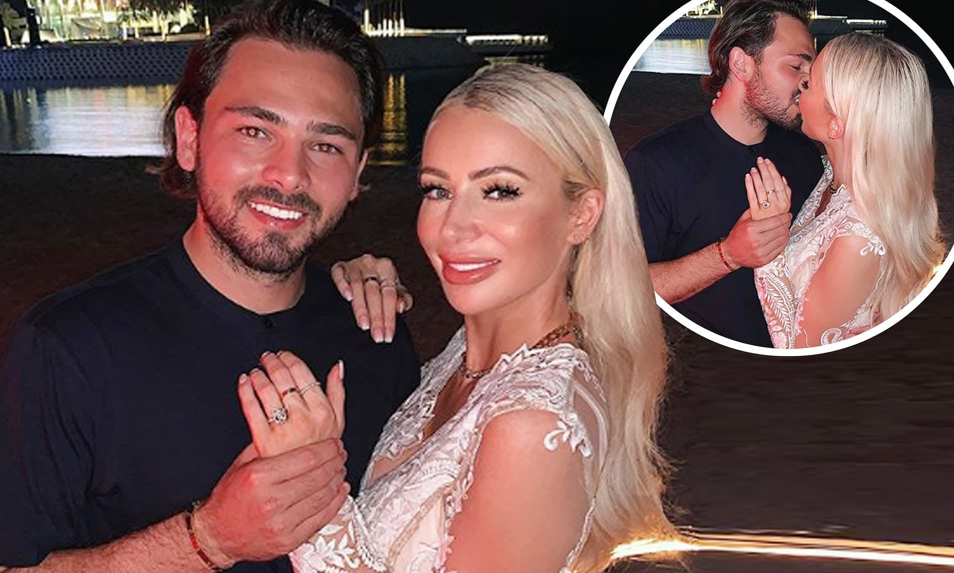 Who is Olivia Attwood dating?