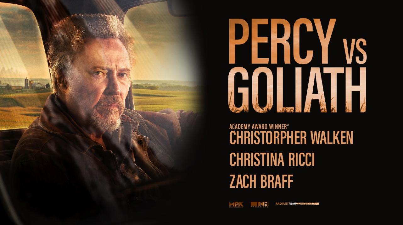 Percy Vs Goliath release date