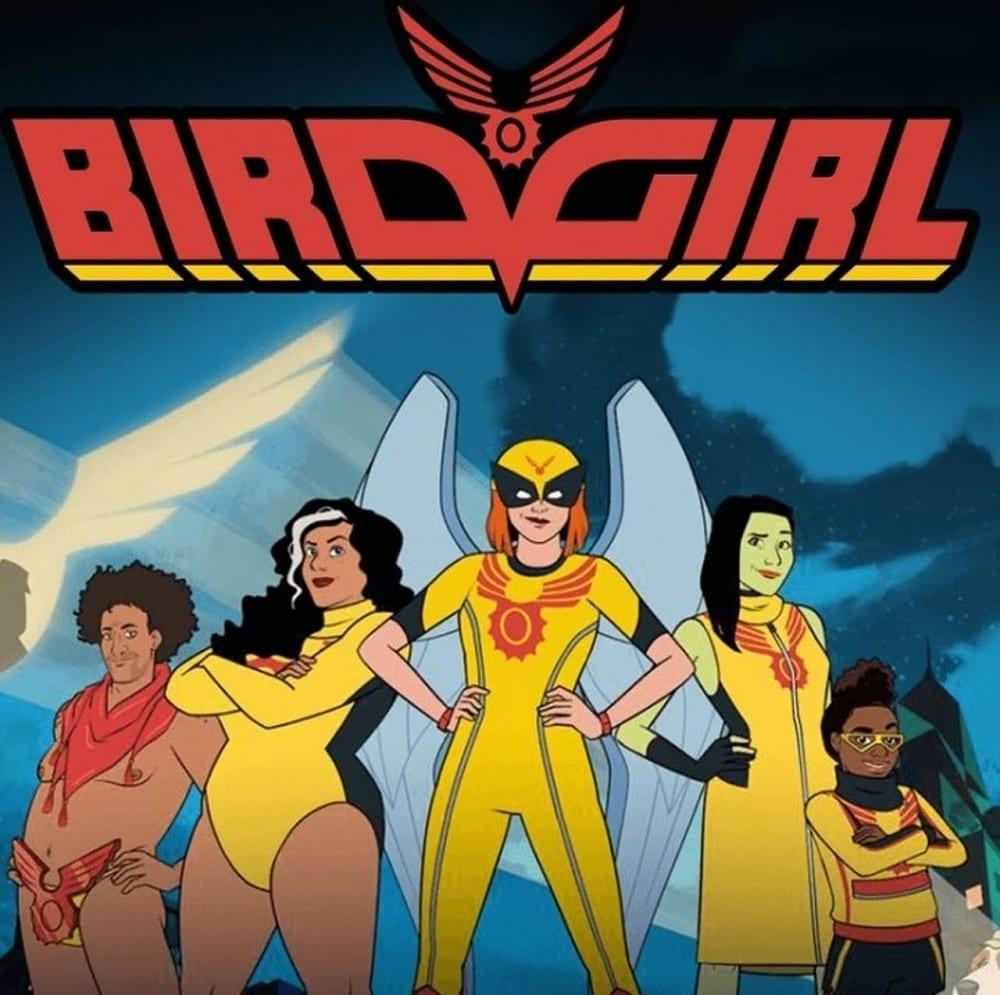 Preview & Spoilers: Birdgirl Season 1 Episode 6