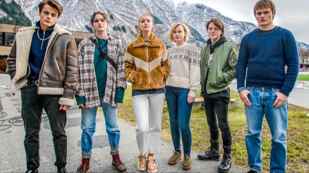 Ragnarok Netflix cast and actors