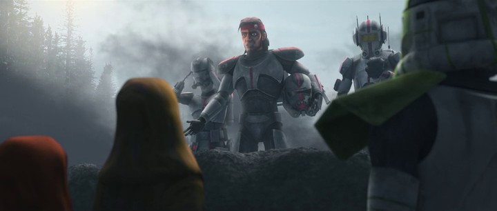Star Wars The Bad Batch Episode 1 Recap