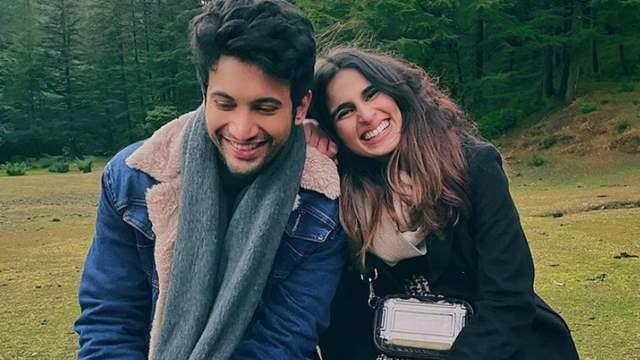 Rohit Saraf and Aisha AHmed Dating Rumors