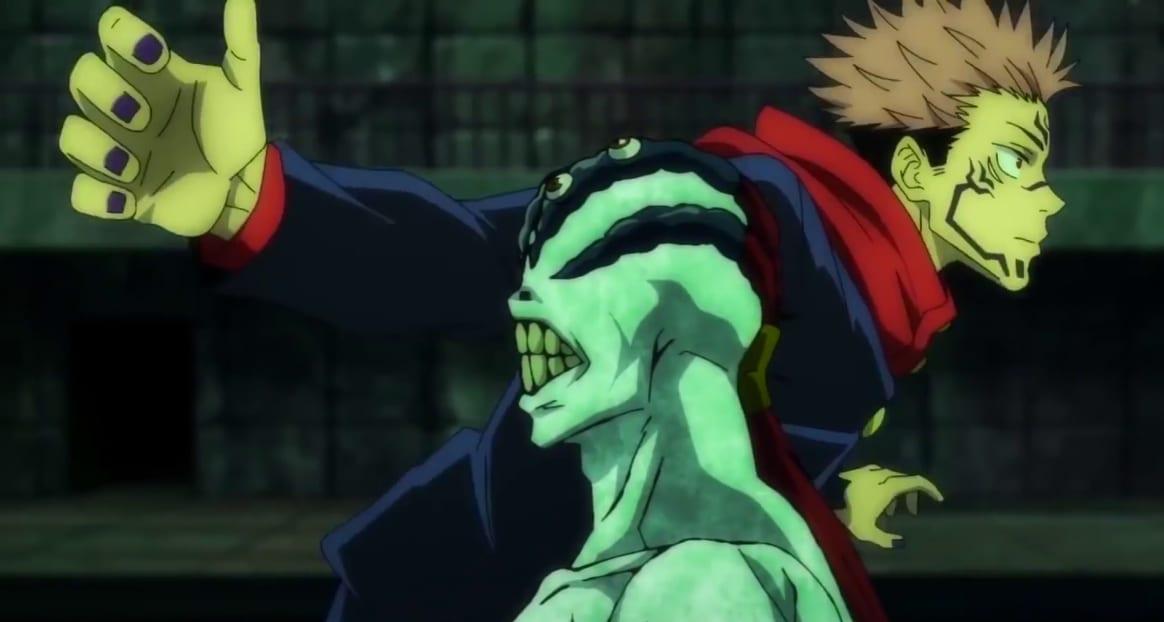 King of curses Ryomen Sukuna