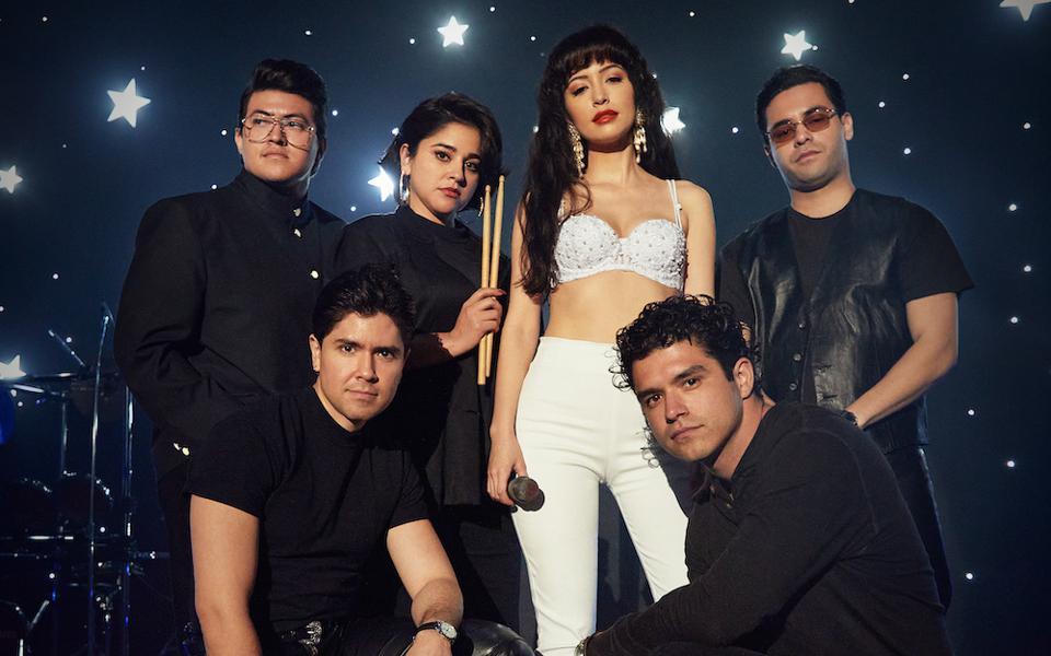 Selena The Series Netflix Cast