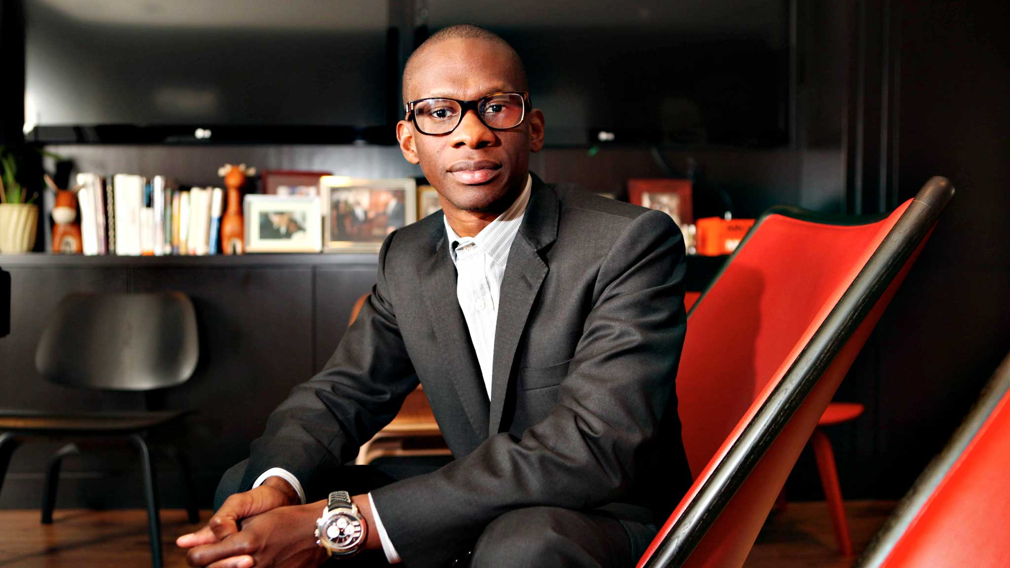 What is Troy Carter net worth?