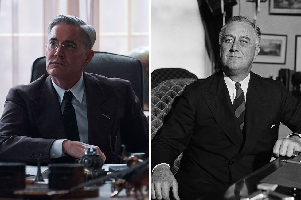 Did Franklin Delano Roosevelt have an affair with the crown Princess Martha of Norway?