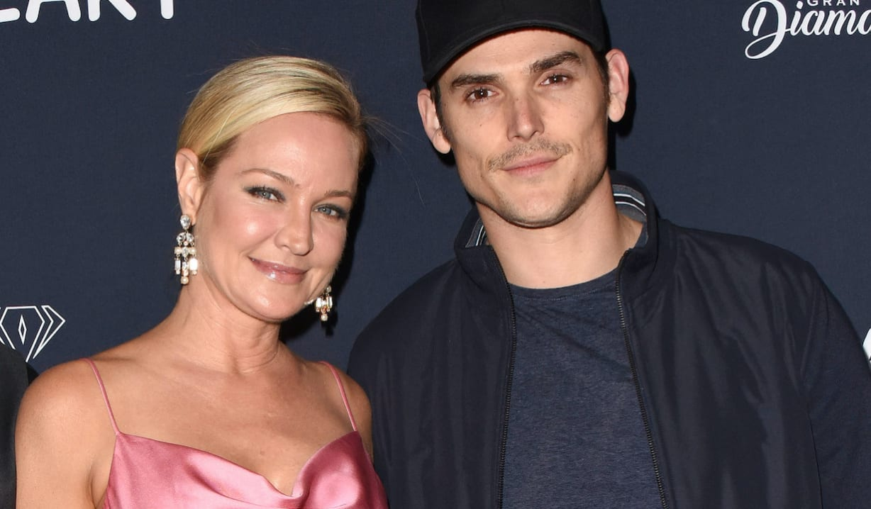 Is Sharon Case Engaged?