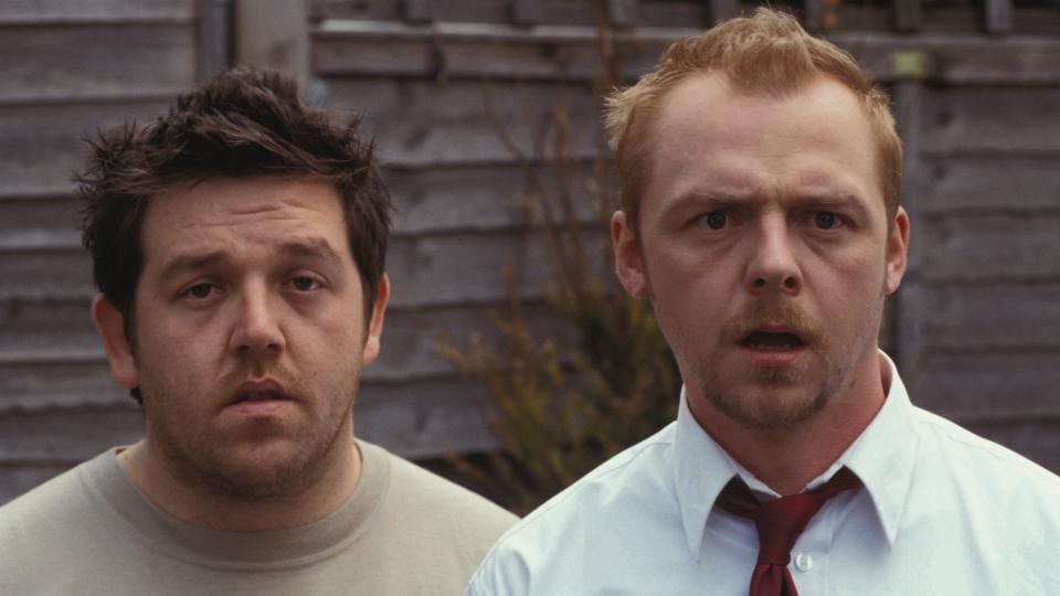 Shaun Of The Dead Is Much Like Army of The Dead