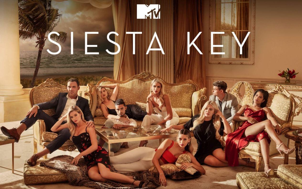 Where to Watch MTV's Siesta Key?