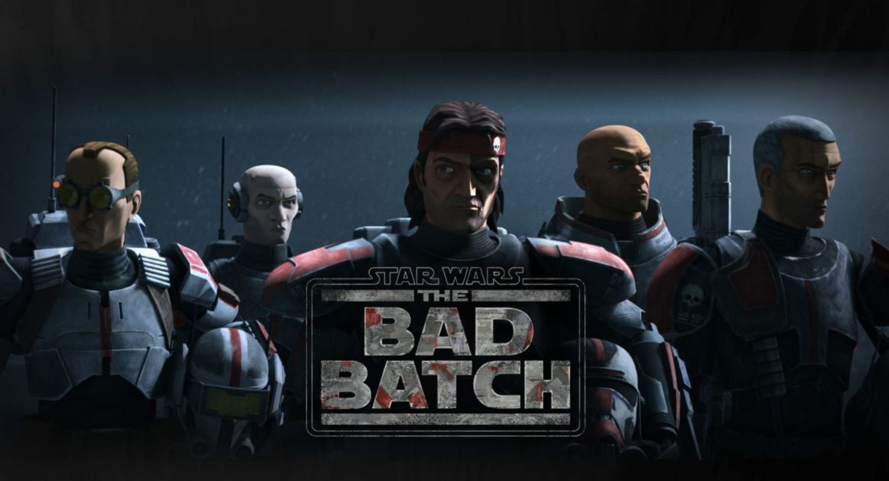 Where to Watch Star Wars: The Bad Batch?