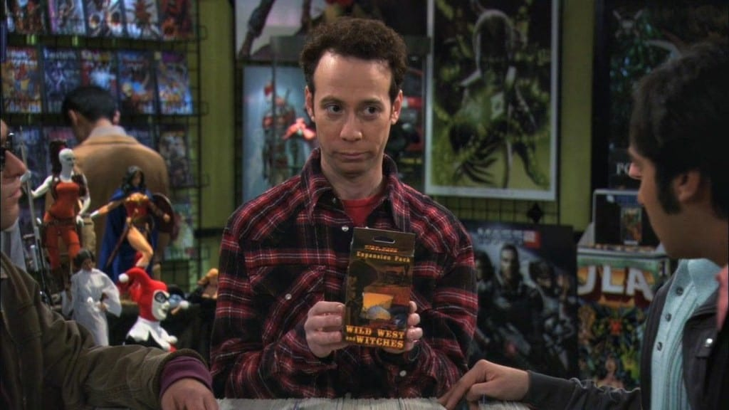 Stuart Bloom Ranks 8 In The Top 10 Big Bang Theory Characters