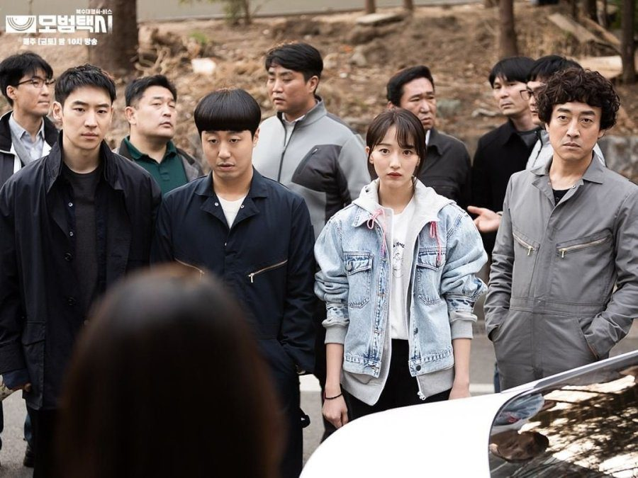 Taxi Driver episode 13preview